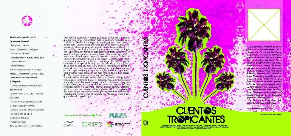 Cuentos tropicantes - TapaContratapaSolapa - IMPRENTA