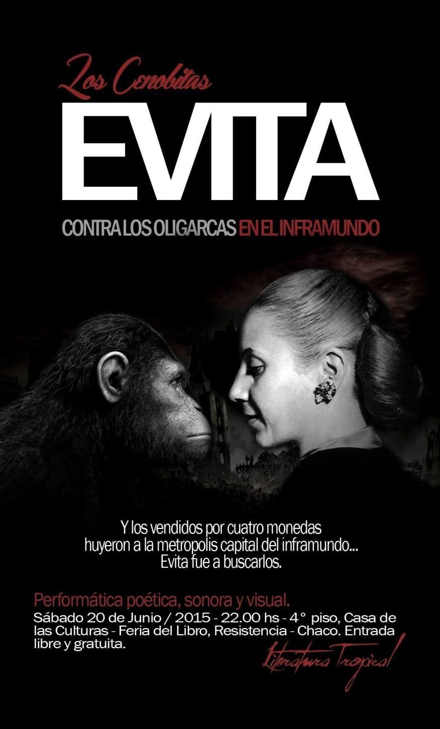 Evita FLYER