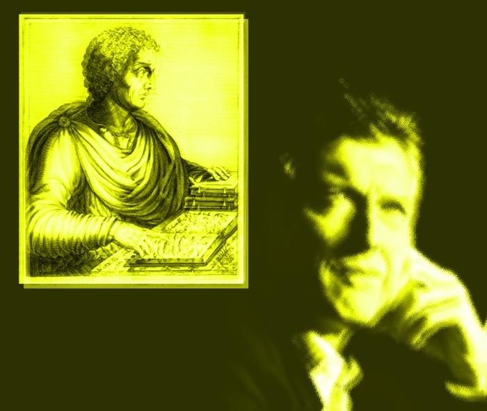 Carta de Plinio el Joven al emperador Mau TrajanoAmarillo