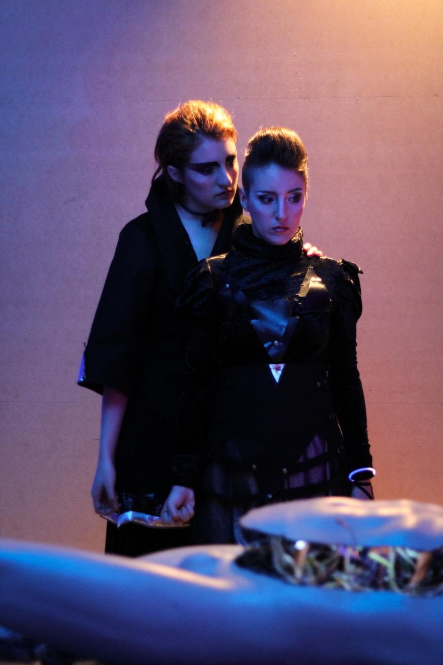 Diana y Artemisa