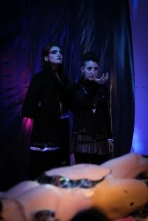 Escena 6 final, Diana y Artemisa