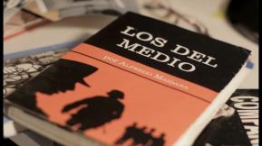 Portada del libro de Alfredo Maidana que no llegó a publicarse.