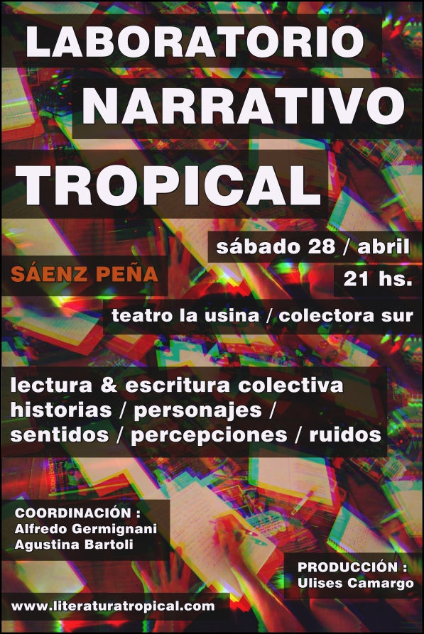 FLYER LABORATORIO TROPICAL SP