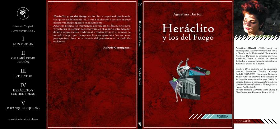 portadas Heráclito y los del Fuego