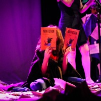 Non-Fiction: perfo de poesía y ruidos