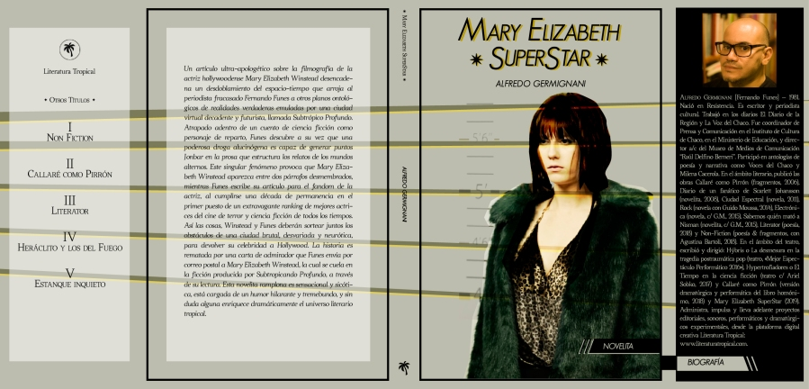 Mary Elizabeth SuperStar -