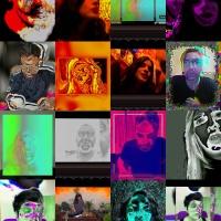 Rizoma - Comunidad Lumínica: Literatura Glitch + DJ SET Flora Vil